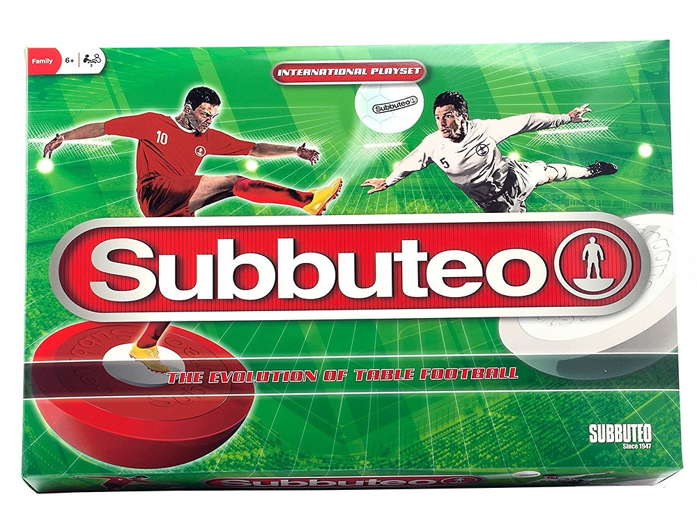 Daddy and Dad | Subbuteo