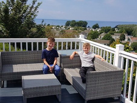 Haven Craig Tara – our first caravan holiday!