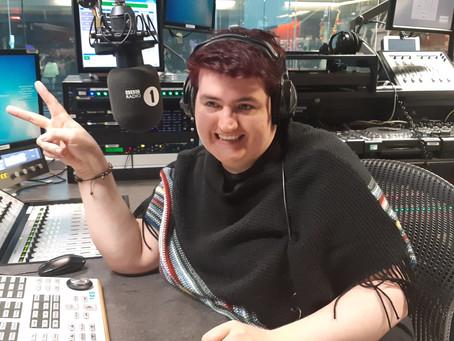 Introducing BBC Radio 1 & Gaydio's Jacob Edward!