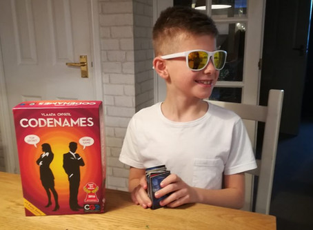 Review | CODENAMES