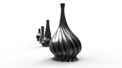 P Vase