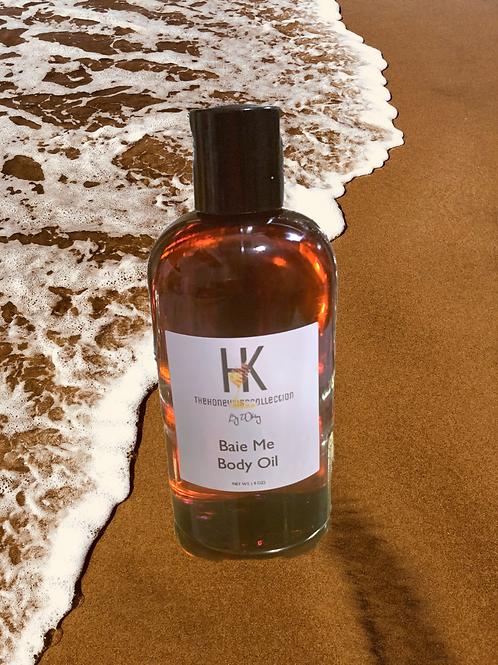 Baie Me Bath & Body Oil 8oz