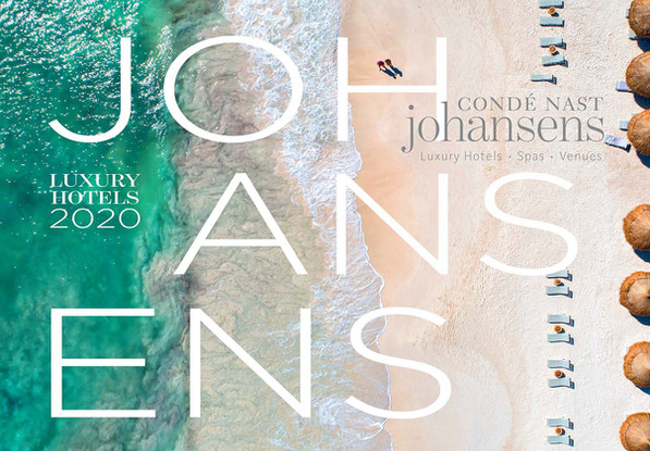 Condé Nast Johansens Luxury Guide 2020