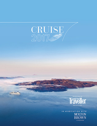 Cruise section cover