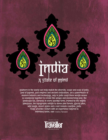 India section cover