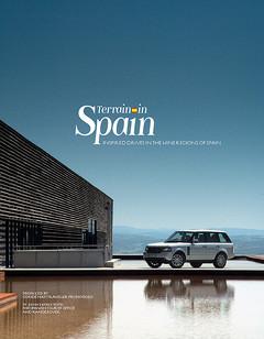 Terrain in Spain