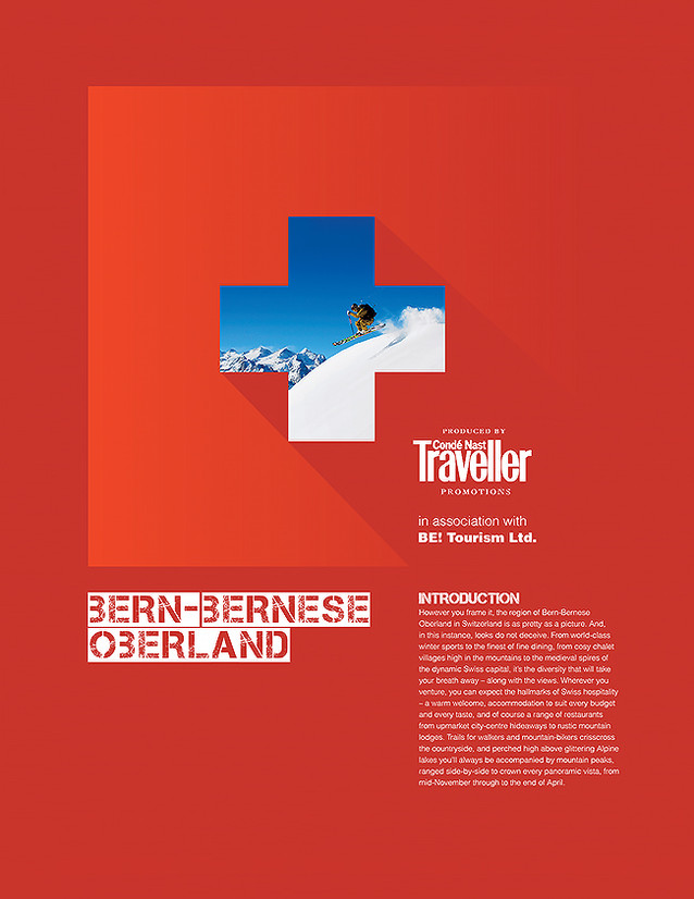 Swiss cover