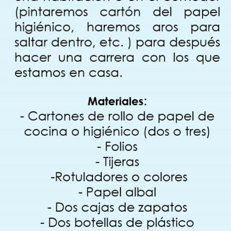 CARRERA DE OBSTÁCULOS (Ana Martínez)