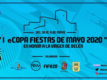 """"""" I eCopa Fiestas de Mayo """" (Del 30 de abril al 6 de Mayo)"""