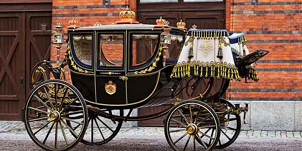 Welcome to visit the Swedish Royal Stables in Stockholm