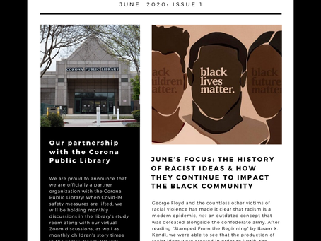 June: The History of Racist Ideas & How They Continue to Impact The Black Community