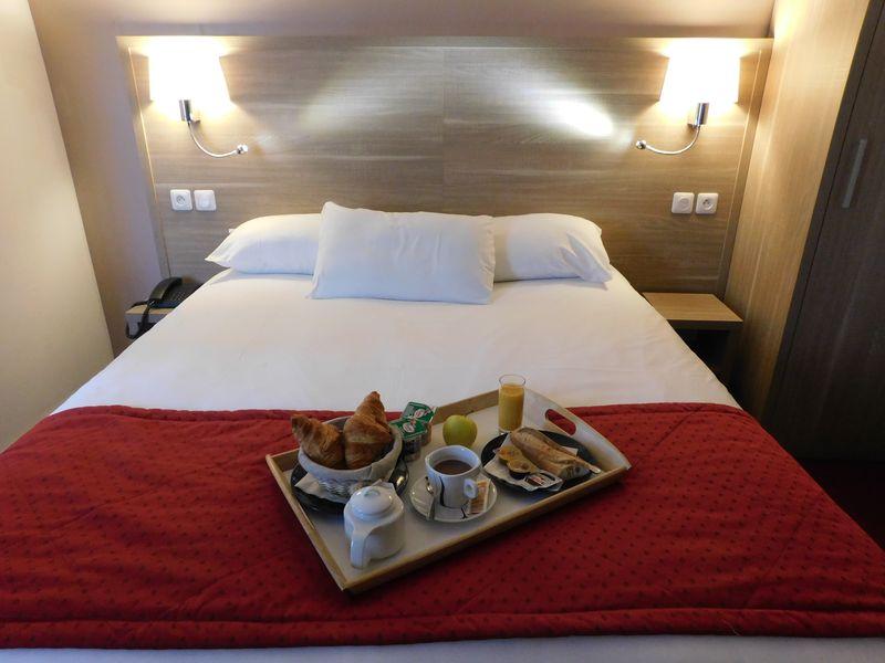 Hotel Ambacia - Chambre double tout confort