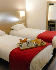 Hotel Tours Nos chambres