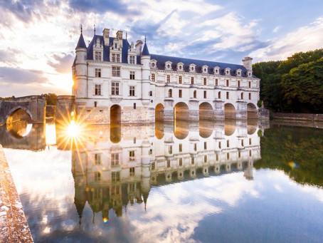 Venez découvrir les châteaux de la Loire
