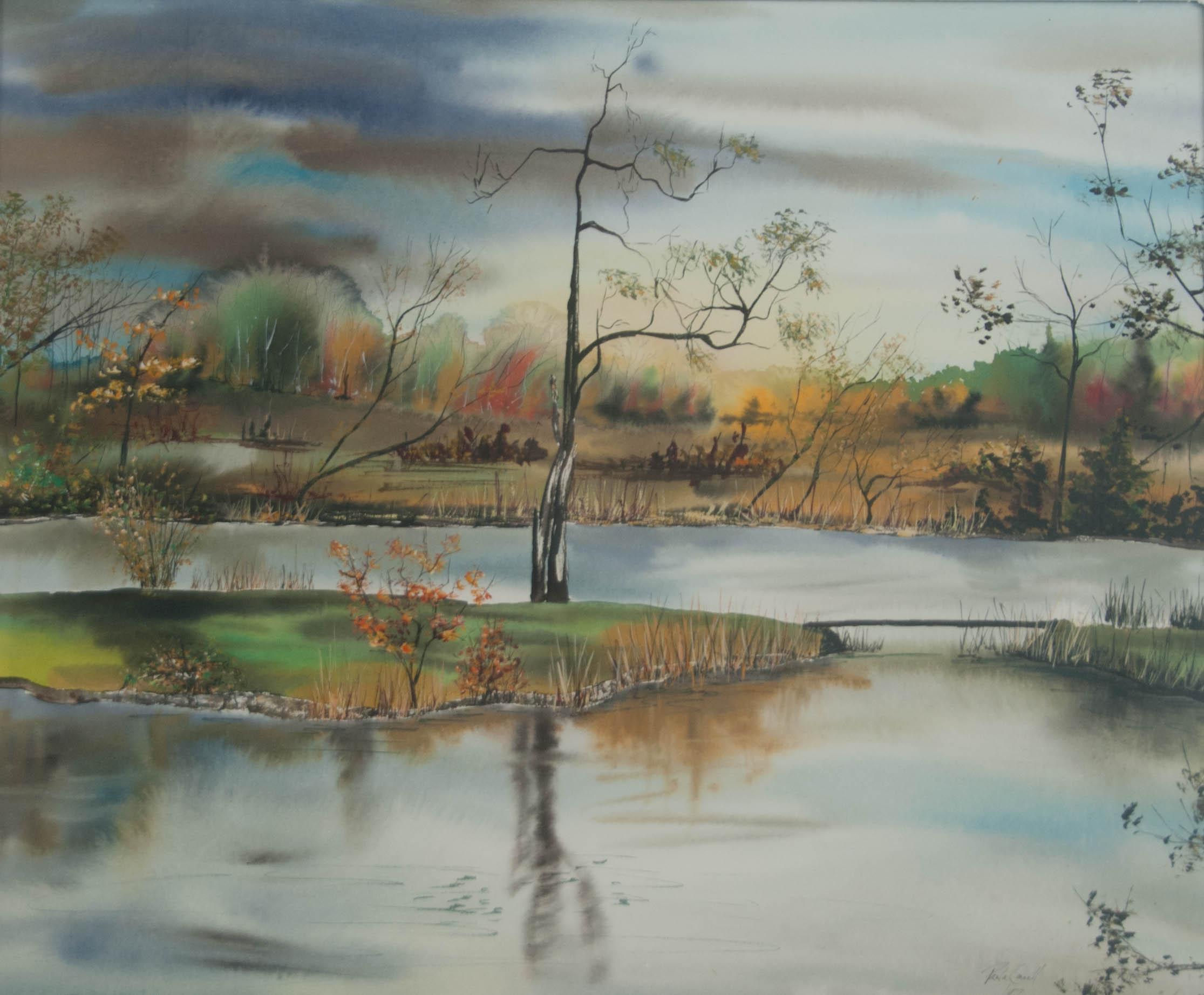 Scugog Pond