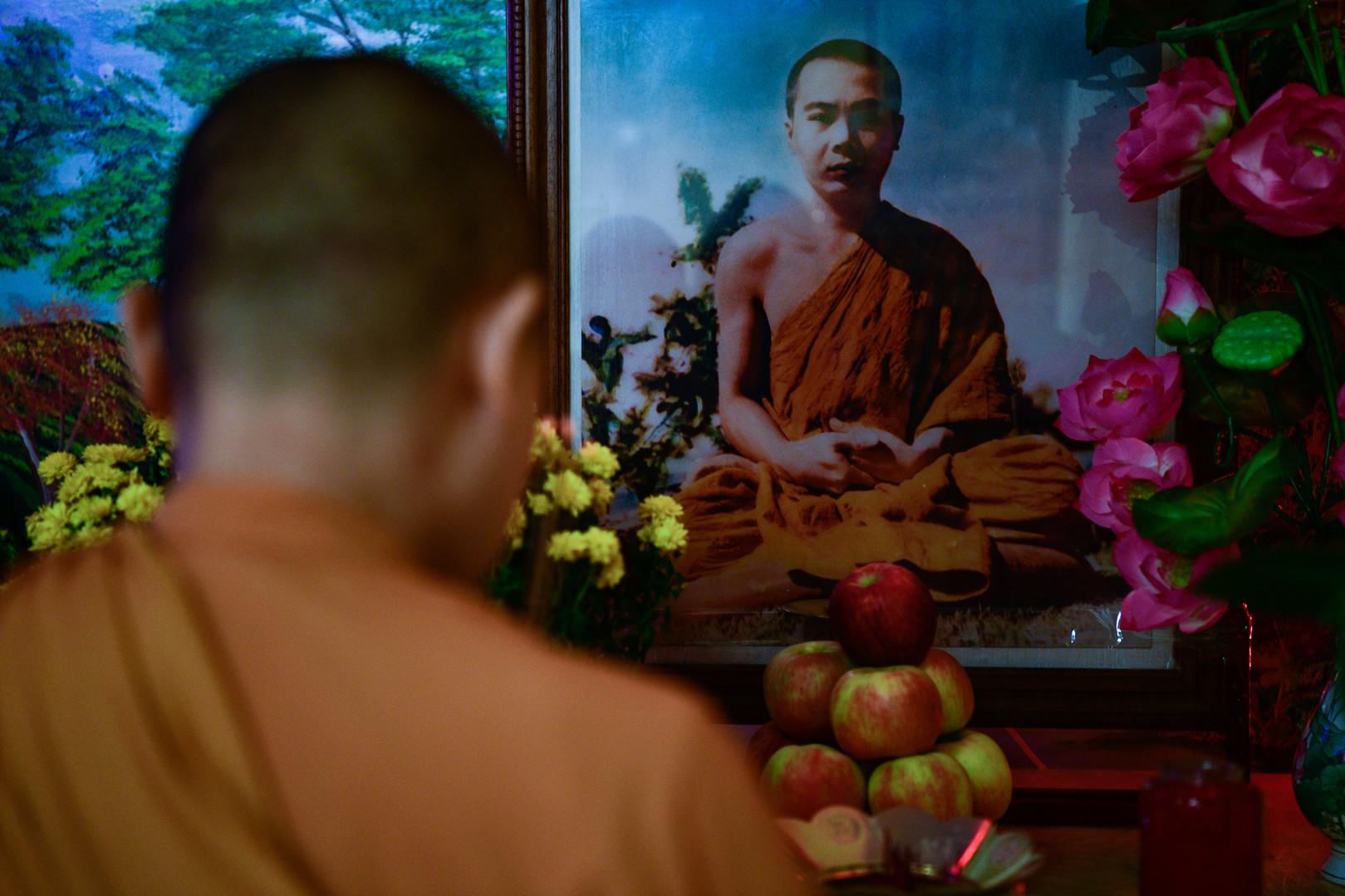 Ngoc Duyen temple story