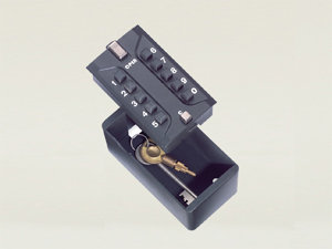 Minder Push Button Key Safe