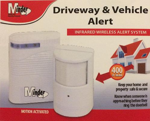 Driveway and Vehicle Alert