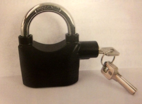 Padlock Alarm (New Improved Version)