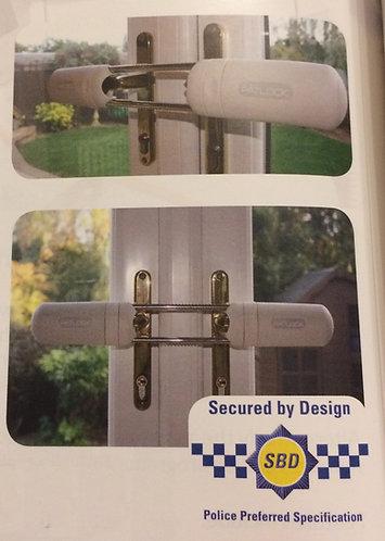 Patio Door Lock