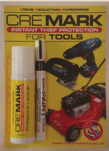 Cremark Marking Kit for Tools & Equipment