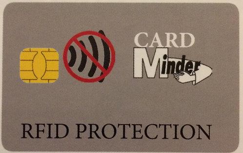 RFID Card Minder