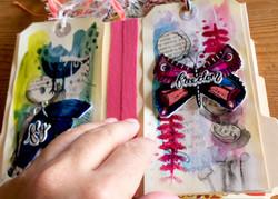 art by marlene tag journal