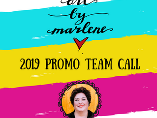 PROMO / DESIGN TEAM CALL