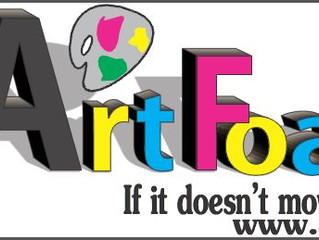 ART FOAMIE GIVEAWAY!