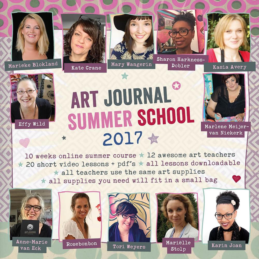 teacher lineup AJSS 2017