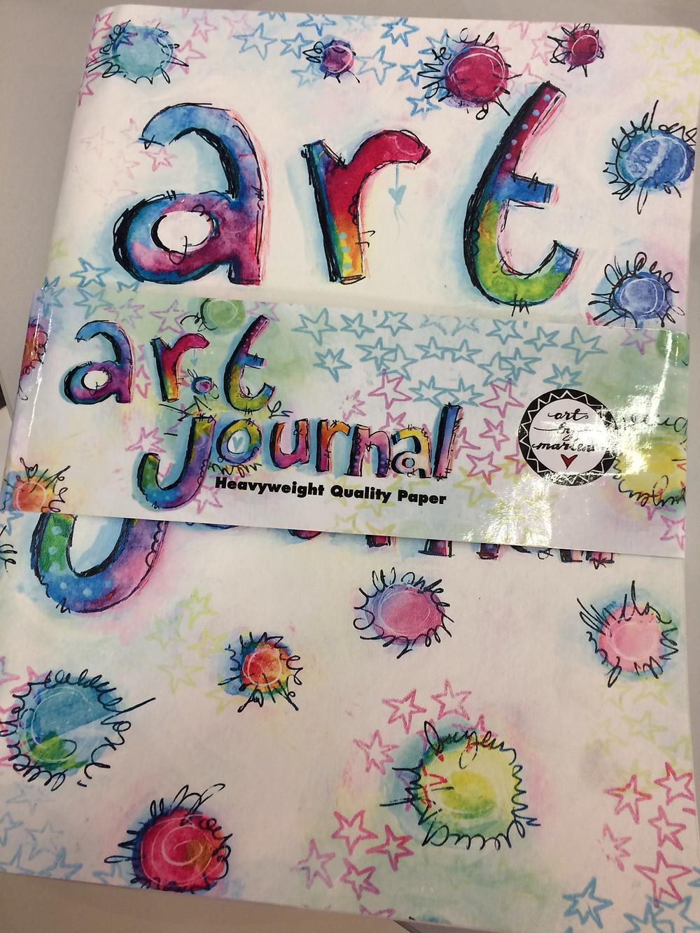 ART BY MARLENE ART JOURNAL