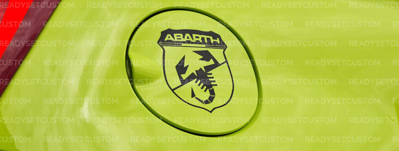 Abarth Emblem Decal