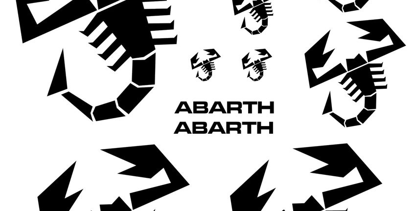 Abarth Scorpion Decal Pack