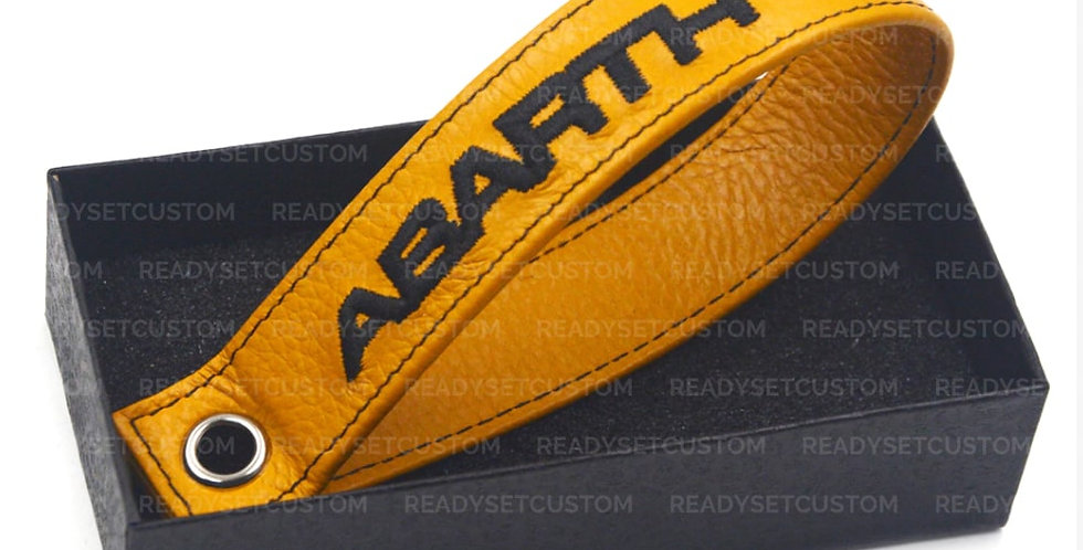Abarth Boot / Tailgate Strap Handle