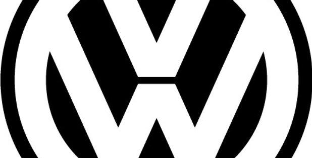 VW Badge Decal