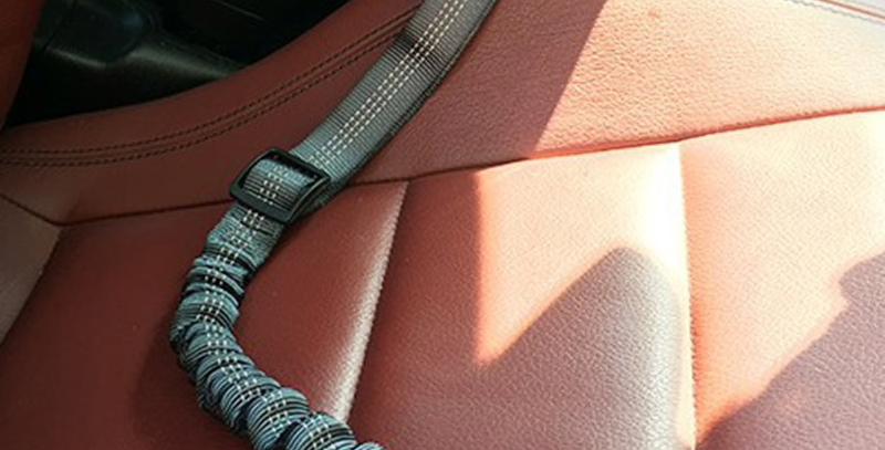 Car Elastic Safety Leash