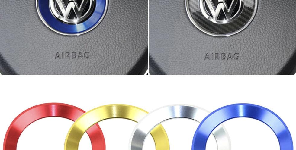 VW Steering Wheel Ring Decal