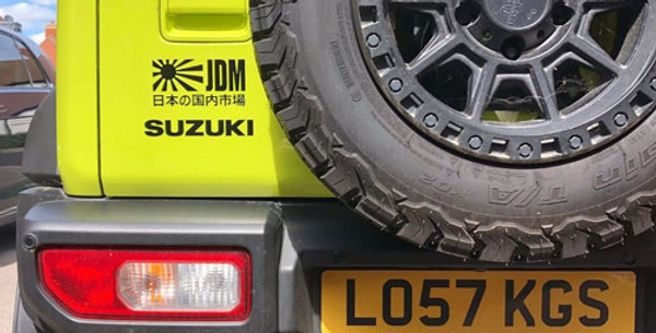 JDM Car Decal (Japanese Domestic Market)