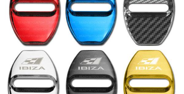 Door Lock Covers for SEAT Ibiza