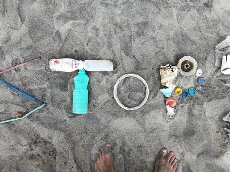 Sobre los océanos de plástico