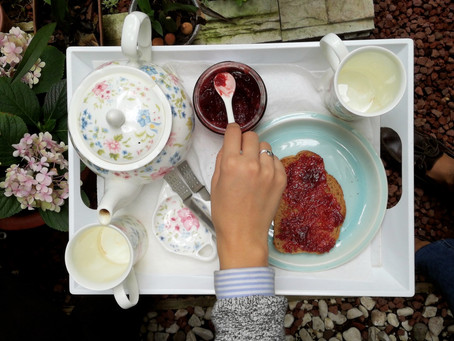 Una tarde de té con Ana