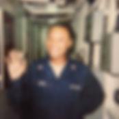 Catrina Bush, US Navy