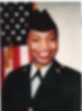 Candice Muhammad, US Army