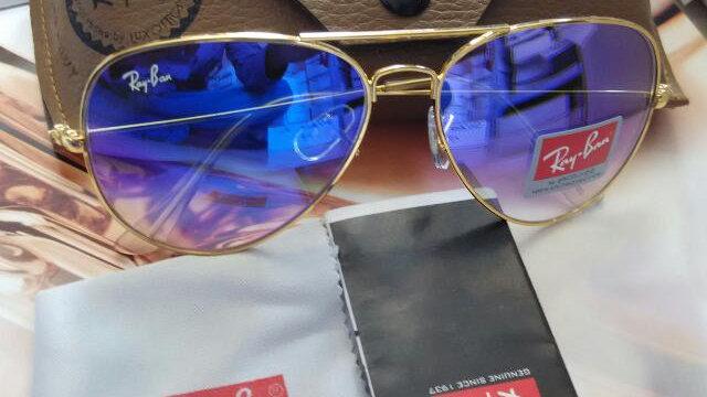 Sunglasses Mercury Blue Double Shade