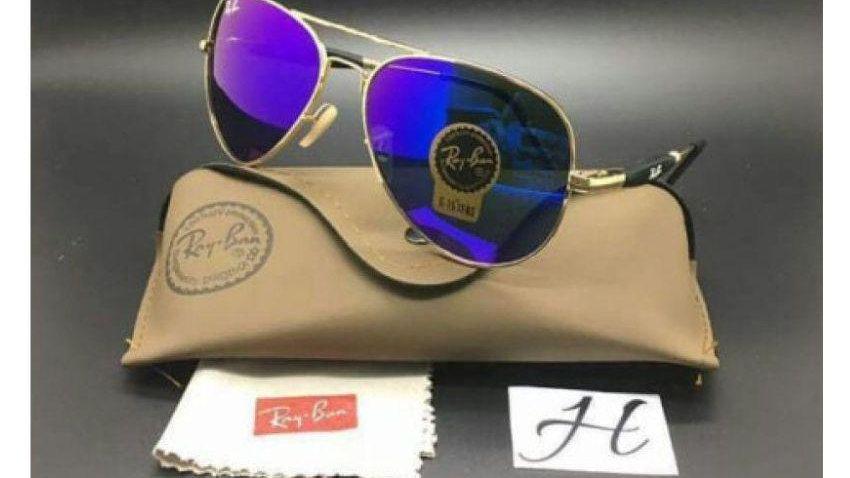 Wonderful Ray ban Stylish Sunglasses Blue Aviator Sunglasses
