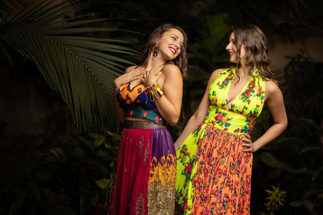 Anhela és Abi Merina Camacho