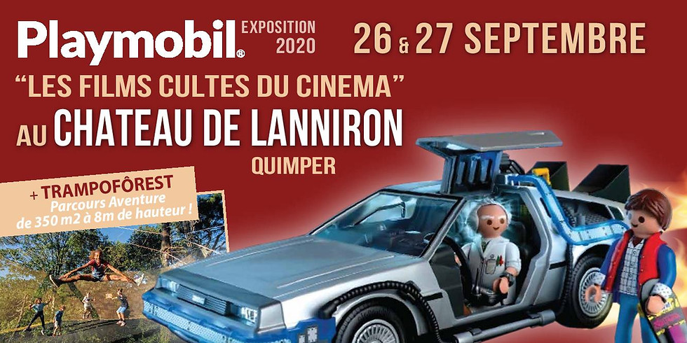 Exposition Playmobil de Lanniron à Quimper