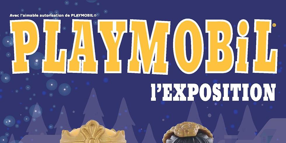 Exposition Playmobil à Saint-Brévin-Les-Pins