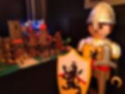 organiser une exposition playmobi