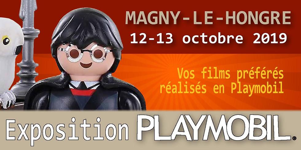 Exposition de Playmobil à Magny-Le-Hongre